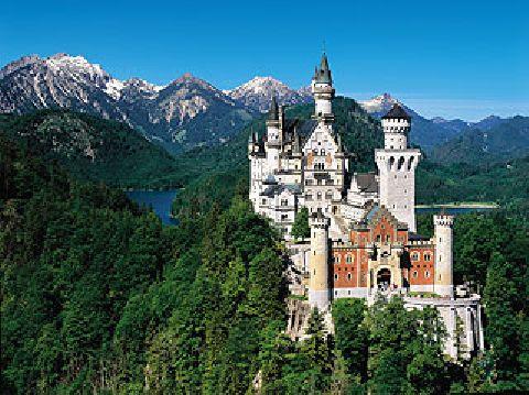 Neuschanstein Castle Inspires Fairy Tales