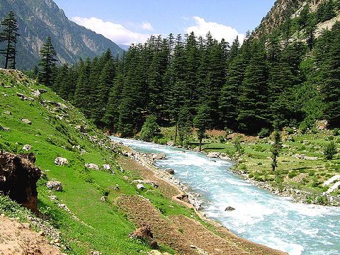 Hitting The Trail In The Northwest Frontier Provinces Of Pakistan