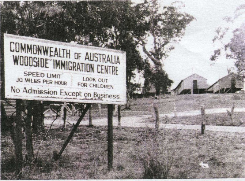 Stan's Story - Woodside Immigration Camp