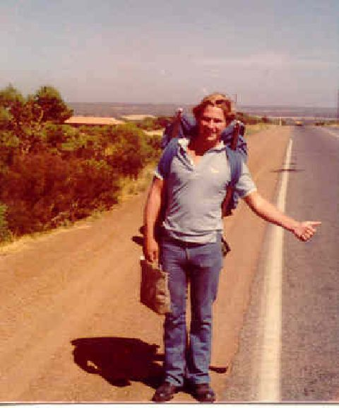 Hitchhiking Is Now Just A Memory